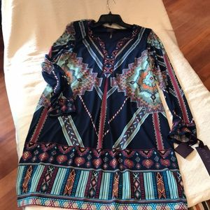 Hale Bob dress NWT SIZE XL